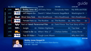 MEVIA lineup TV